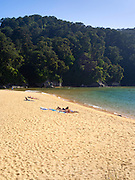 Totaranui Beach, Abel Tasman National Park, near Takaka, New Zealand