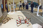 Biorobotics display at the World Economic Forum - Annual Meeting of the New Champions in Tianjin, People's Republic of China 2016. Copyright by World Economic Forum / Greg Beadle display at the World Economic Forum - Annual Meeting of the New Champions in Tianjin, People's Republic of China 2016. Copyright by World Economic Forum / Greg Beadle