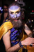 Radical Faeries St. Brigid Ball at Cafe Istanbul on February 2, 2016