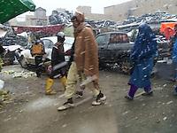 Kabul street view
