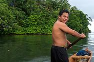 Bahía Azul, Comarca Indígena Ngobe Bugle, Panamá