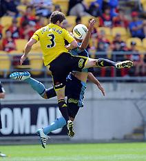 Wellington-Football, A-League, Sydney FC v Phoenix