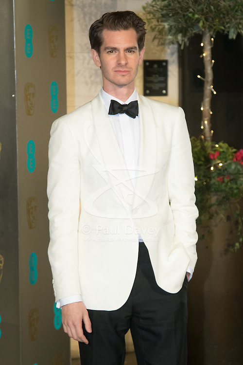 Photo Must Be Credited ©Alpha Press<br /> Eddie Redmayne arrives at the EE British Academy Film Awards after party dinner at the Grosvenor House Hotel in London.