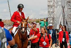 Guerdat Steve, SUI, Bianca<br /> World Equestrian Games - Tryon 2018<br /> © Hippo Foto - Sharon Vandeput<br /> 23/09/2018
