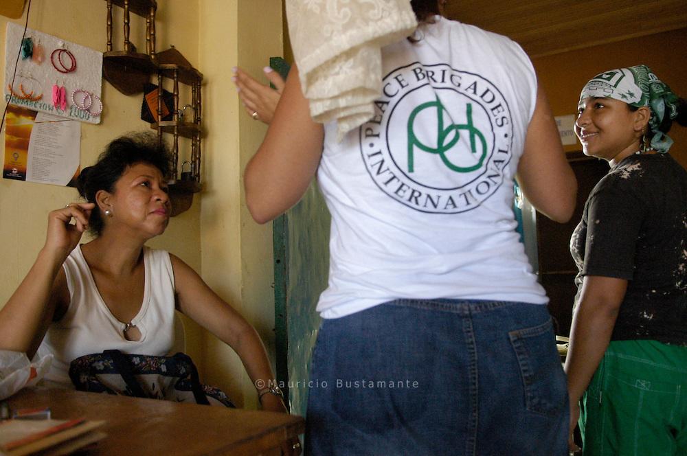 Comedor Popular.  Organizacion Femenina Popular