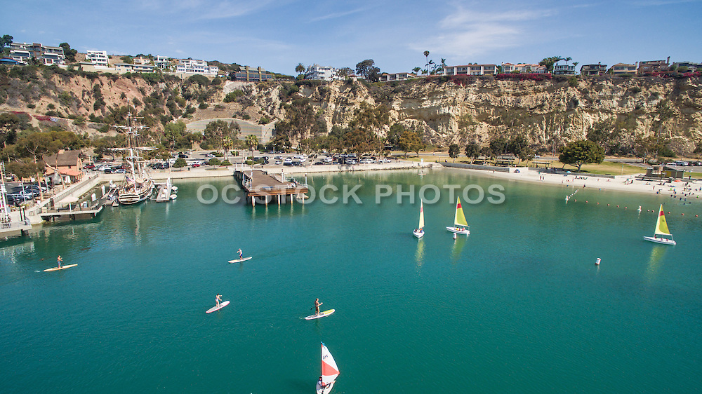 Baby Beach at Dana Point Harbor
