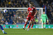 Birmingham City midfielder Stephen Gleeson (8) during the EFL Sky Bet Championship match between Brighton and Hove Albion and Birmingham City at the American Express Community Stadium, Brighton and Hove, England on 4 April 2017. Photo by Phil Duncan.