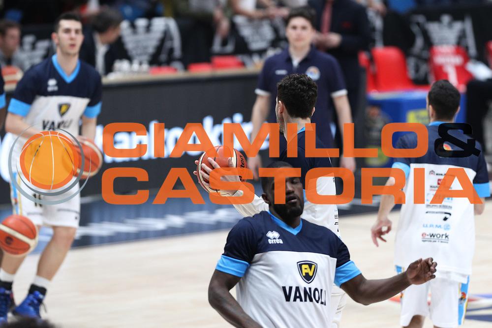 Team Vanoli Cremona, EA7 Emporio Armani Milano vs Vanoli Cremona LBA Serie A 8^ giornata di ritorno stagione 2016/2017 Mediolanum Forum Assago, Milano 19/03/2017