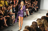 NYFW - Project Runway fashion show - 8 Sep 2017