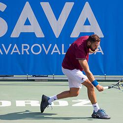 20180806: SLO, Tennis - ATP Challenger Zavarovalnica Sava Slovenia Open 2018, Day 4