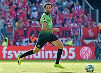 Martin Harnik (Hannover)<br /> Mainz, 19.08.2017, Fussball Bundesliga, 1. FSV Mainz 05 - Hannover 96 0:1<br /> <br /> Norway only