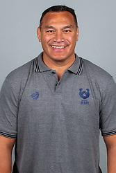JP Paramore - Mandatory by-line: Robbie Stephenson/JMP - 01/08/2019 - RUGBY - Clifton Rugby Club - Bristol, England - Bristol Bears Headshots 2019/20