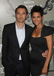 Oct. 4, 2012 - Beverly Hills, California, U.S. - Olivier Martinez & Halle Berry arrives for the Variety's Power of Women at the xBeverly Wilshire Hotel. (Credit Image: © Lisa O'Connor/ZUMAPRESS.com)
