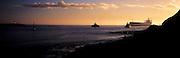 Coal Ship,Newcastle Harbour, NSW, Australia