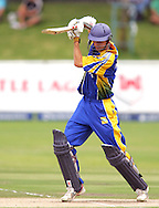 CAPE TOWN, SOUTH AFRICA - 22 February 2008, Andrew Puttick batting during the MTN Domestic Championship match between the Nashua Cape Cobras and the Nashua Dolphins held at Sahara Park, Newlands Stadium in Cape Town, South Africa...Photo by Ron Gaunt/SPORTZPICS
