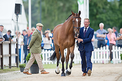 Townend Oliver, (GBR), Dromgurrihy Blue<br /> First Horse Inspection <br /> CCI4* Luhmuhlen 2016 <br /> © Hippo Foto - Jon Stroud
