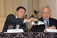 20150114 - Presentazione Libro Giavazzi Barbieri Matteo Renzi Raffaele Cantone