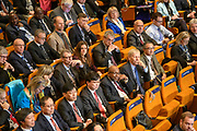 Versailles,  - November 16, 2018: <br /> <br /> Representatives from 57 countries voted unanimously to redefine four basic units of measurement -- the kilogram, the mole, the kelvin, and ampere -- during at the General Conference on Weights and Measures in Versailles, France November 16, 2018. <br /> <br /> CREDIT: Matt Roth for The New York Times<br /> Assignment ID: 30227070A