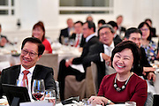 Dr. Cheong Koon Hean, during the J.C. Nichols Prize dinner for Visionaries in Urban Development in Singapore on January 18, 2017.