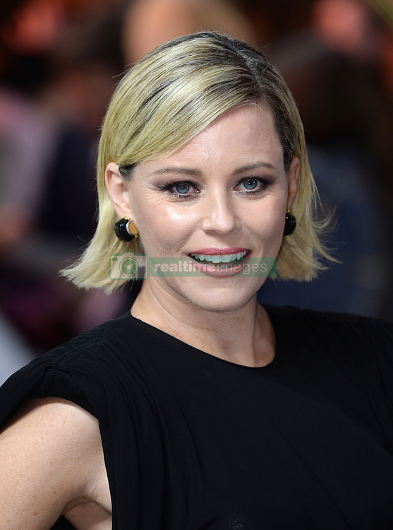 Elizabeth Banks attending the UK Premiere of Charlie's Angels held at the Curzon Mayfair in London. Picture credit should read: Matt Doug Peters/EMPICS