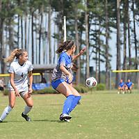 Women's Soccer: North Carolina Wesleyan College Bishops vs. Salem College Spirits