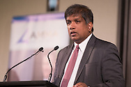 Dharma Chandran (Chief Human Resources .Officer, Leighton Holdings). 2013 Australian Mines And Minerals Association Conference. Crown Conference Center, Melbourne, Victoria, Australia. 16/05/2013. Photo By Lucas Wroe