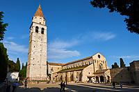 Italie, Frioul-Venetie Julienne, Aquilée, Aquileia, Basilique patriarcale de Santa Maria Assunta // Italy, Friuli Venezia Aquilee, Aquileia, Patriarchal Basilica of Santa Maria Assunta