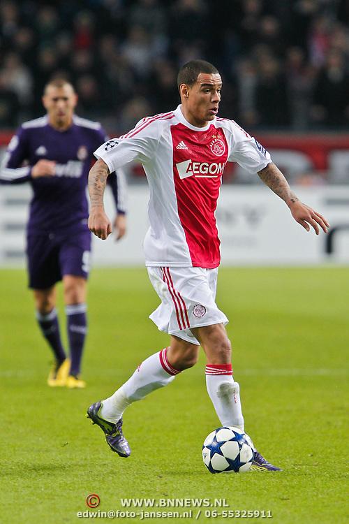 NLD/Amsterdam/20101123 - Ajax - Real Madrid,