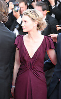 Mia Wasikowska attends the gala screening of Lawless at the 65th Cannes Film Festival. The screenplay for the film Lawless was written by Nick Cave and Directed by John Hillcoat. Saturday 19th May 2012 in Cannes Film Festival, France.