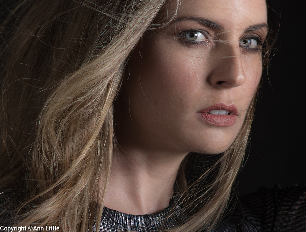 Lindsey K. Weller, model