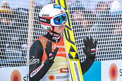 24.02.2019, Bergiselschanze, Innsbruck, AUT, FIS Weltmeisterschaften Ski Nordisch, Seefeld 2019, Skisprung, Herren, Teambewerb, Wertungssprung, im Bild Kamil Stoch (POL) // Kamil Stoch of Poland during the competition jump for the men's skijumping Team competition of FIS Nordic Ski World Championships 2019 at the Bergiselschanze in Innsbruck, Austria on 2019/02/24. EXPA Pictures © 2019, PhotoCredit: EXPA/ Dominik Angerer