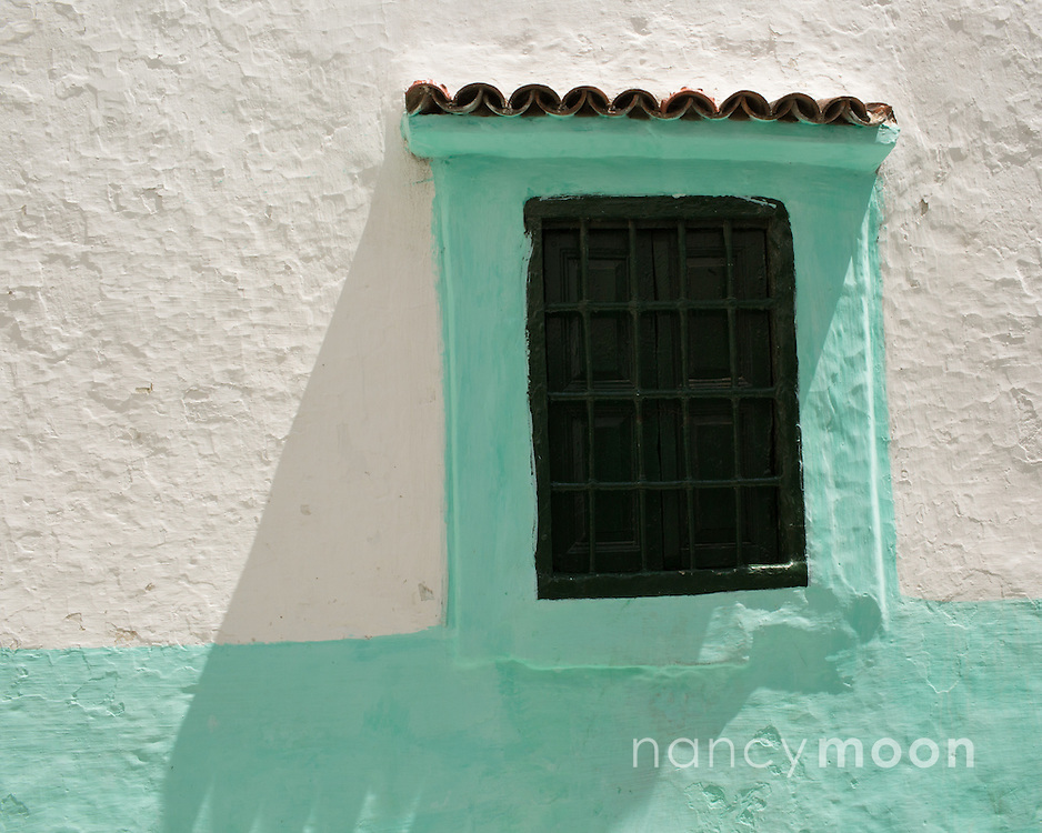 The window in green ~ Tangier, Morocco.<br /> <br /> For all details about sizes, paper and pricing starting at $85, click &quot;Add to Cart&quot; below.