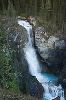 Falls of the Pool, Mount Robson Provincial Park British Columbia