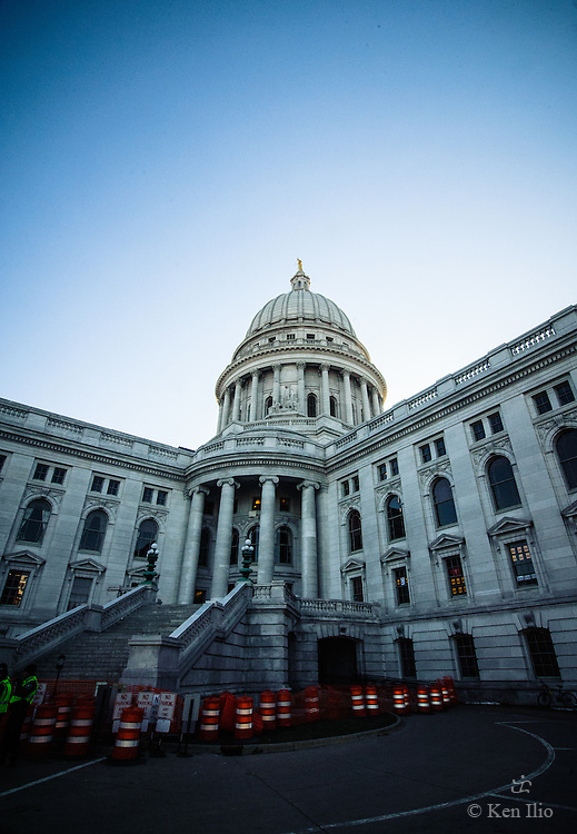 Wisconsin Capitol Building, Madison, Wisconsin