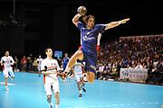 DESCRIZIONE : France Equipe de France Homme France Egypte 09/06/2010 Toulouse Zenith<br /> GIOCATORE : Gille Bertrand<br /> SQUADRA : Egypte<br /> EVENTO : France Egypte Amical<br /> GARA : France Egypte<br /> DATA : 09/06/2010<br /> CATEGORIA : Handball France Homme Arbitre<br /> SPORT : HandBall<br /> AUTORE : JF Molliere par Agenzia Ciamillo-Castoria <br /> Galleria : France Hand Homme 2009/2010  <br /> Fotonotizia :  France Equipe de France Homme France Egypte 09/06/2010 Toulouse Zenith<br /> Predefinita :