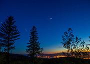 KELOWNA, CANADA - JUN 24:  The Milky Way in Kelowna, British Columbia, Canada.  (Photo By Cindy Rogers/Nyasa Photography,  *** Local Caption ***