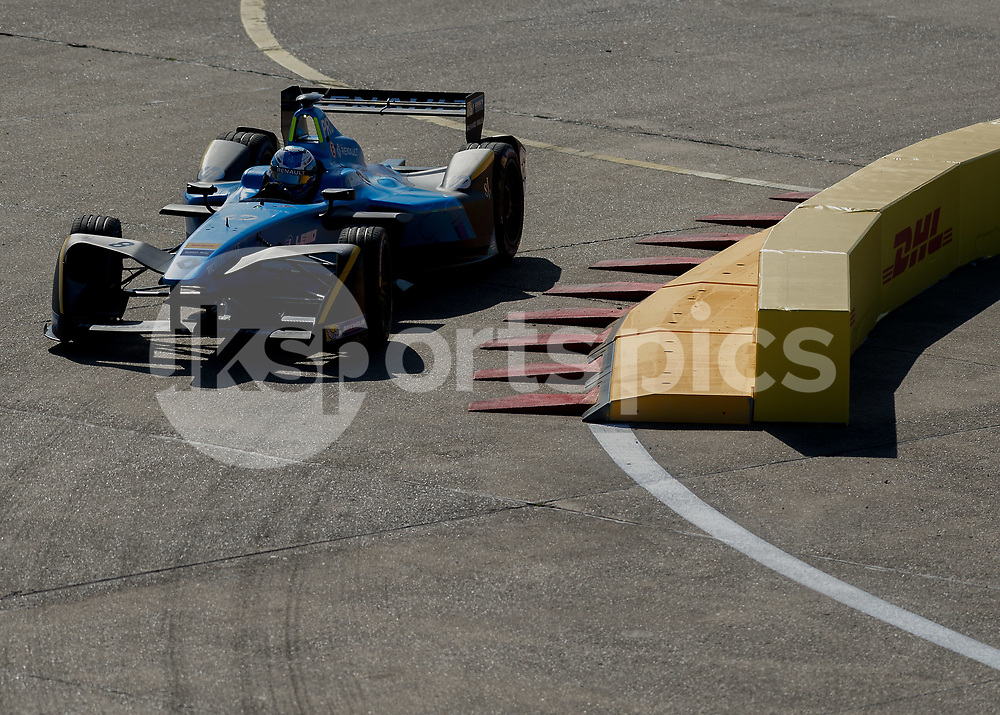 Nicolas Prost (FRA) of Renault e.dams during the Berlin FIA Formula E ePrix 2017 at Tempelhof Airport, Berlin, Germany on 10 June 2017. Photo by Vince Mignott.