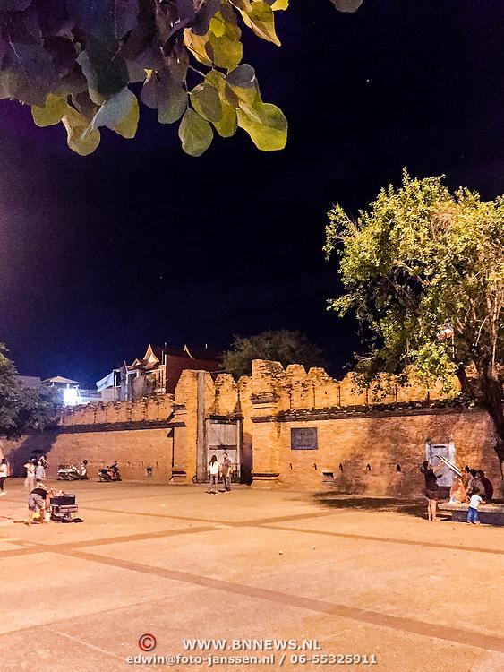 THA/Chiang Mai/20160729 - Thailand 2016 Chiang Mai, Tha Phae muur