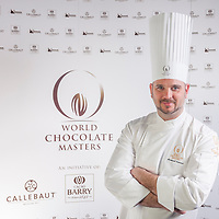 Michael Cotard. World Chocolate Masters Canadian Selection, January 20, 2013.