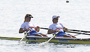 Reading, Great Britain, GBR W2X Katherine GRAINGER and Anna WATKINS. 2011 GBRowing World Rowing Championship, Team Announcement.  GB Rowing  Caversham Training Centre.  Tuesday  19/07/2011  [Mandatory Credit. Peter Spurrier/Intersport Images]