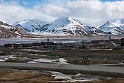 Longyearbyen<br /> Svalbard<br /> Norway<br /> Arctic Ocean