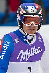 19.02.2011, Gudiberg, Garmisch Partenkirchen, GER, FIS Alpin Ski WM 2011, GAP, Herren, Slalom, im Bild Manfred Moelgg (ITA) // Manfred Moelgg (ITA) during Men's Slalom Fis Alpine Ski World Championships in Garmisch Partenkirchen, Germany on 20/2/2011. EXPA Pictures © 2011, PhotoCredit: EXPA/ J. Groder