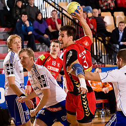20100221: Handball - Men European Cup, RD Slovan vs Ystads IF