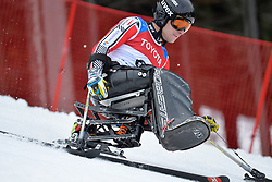 CAIRNS Alex LW12-1 CAN at 2018 World Para Alpine Skiing Cup, Kranjska Gora, Slovenia