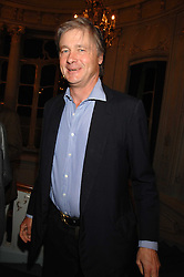 The MARQUESS OF WORCESTER at a party to celebrate the publication of 101 World Heroes by Simon Sebag-Montefiore at The Savile Club, 69 Brook Street, London W1 on 9th October 2007.<br />