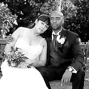 Christabel and Jayde Wedding