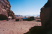 Rave set-up, Middle East Tek, Wadi Rum, Jordan, 2008