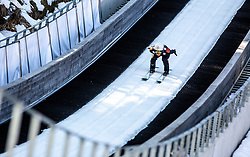 Yukiya Sato (JPN) during the 1st Round of the Ski Flying Hill Individual Competition at Day 2 of FIS Ski Jumping World Cup Final 2019, on March 22, 2019 in Planica, Slovenia.  Photo by Matic Ritonja / Sportida