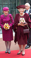 Oslo, 23-09-2015<br /> <br /> Princess Beatrix of the Netherlands and Queen Sonja of Norway opened the exhibition Munch : Van Gogh in the Van Gogh Museum in Amsterdam<br /> <br /> <br /> Photo: Royalportraits Europe/Bernard Ruebsamen