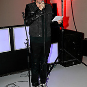 """NLD/Rotterdam/20110422 - Boekpresentatie en Gouden plaat voor Kane """"Singles Only"""" , Ruud de Wild"""